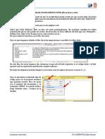 Manual Para Crear Un Doc HTML