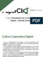 Case - Treinamento em Comunicação Digital para a Softwell Solutions