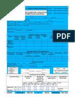 Registro de Planeación y Evaluación de Instrumentación Quirúrg