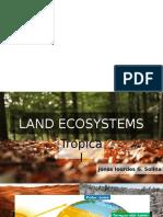 4 Land Ecosystem - Tropical Ecosystem