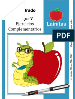 2do Grado - Bloque 5 - Ejercicios Complementarios.pdf