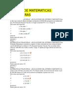 Parcial de Matematicas Financieras Corregido