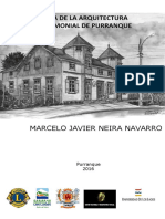 RUTA DE LA ARQUITECTURA PATRIMONIAL DE PURRANQUE