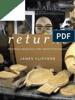 CLIFFORD, James - Returns