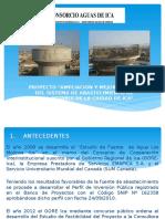 PROYECTO AMPLIACION Y MEJORAMIENTO DEL SISTEMA DE ABASTECIMIENTO DE AGUA POTABLE DE LA CIUDAD DE ICA (1).pptx