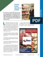 Seguridad Alimentaria - Seguridad, Calidad, Bio-Security