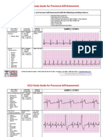 Acls Pre Course Self Assessment Study Guide