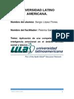LOPEZ_FLORES_S3TIAplicación de Una Competencia de La Inteligencia Emocional en El Ámbito Familiar, Social y Laboral. - Copia