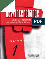 Interchange 1 Workbook