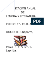 Planificacion b. A