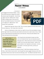 5th Rockin Rhinos
