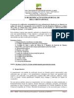 Rp01 - 2rimc - Roteiro de Retificação Extrajudicial