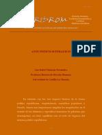 Ante Initium Suffragium (Ana Isabel Clemente Fernández)