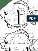 Ikan Buntal Puzzle Edit