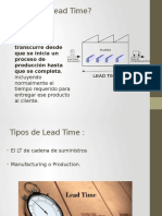 Lead-Time