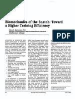 NSCA Classic - Biomechanics of the Snatch.pdf