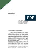 Iturralde - Justificación Judicial