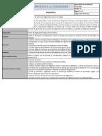58. Aprobación de Reforma de Reglamentos Internos de Trabajo
