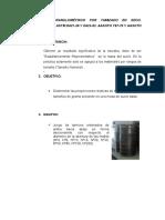 Análisis Granulométrico Por Tamizado en Seco