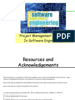 SWE-600 SW Project Management