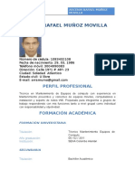 Hoja de Vida Arceni Muñoz Actu Barran