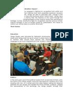 Yolngu and Globalization Impact