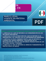 Marco Legal Vigente en Materia-Agua