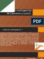 Metodologia de Lawrence y Lorsh