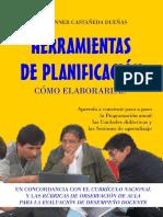Herramientas de Planificación, Cómo Elaborarlar - Por Joel Castañeda Dueñas