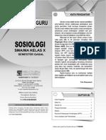 PG Sosiologi 1a (Perangkat)
