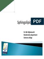 8- Sphingolipids