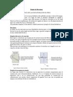 11.- Diseño Hidráulico Para Una Bocatoma Con Barraje Mixto y Fijo