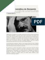 Mariana Dimopulos-la letra dramática de Benjamin
