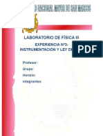 3 Instrumentacion y Ley de Ohm