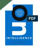 (PDF eBook) on Intelligence by Jeff Hawkins Sandra Blakeslee Download Book Online