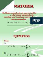 sumatoria