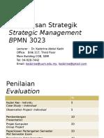 Strategic Management FIRST DAY Feb2017