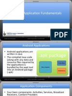 Week01-Android App Fundamentals