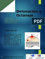 Detonación y Octanaje 2