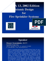 seismic bracing design PPT.pdf