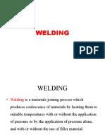 Module - 4 Welding