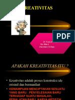 PP Kreativitas WHENYZ