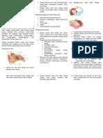 Leaflet Tetes Telinga