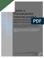 Casos de Costos y Presupuestos Internacionales 2013 (3)