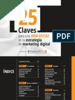 25 claves para una web eficaz.pdf