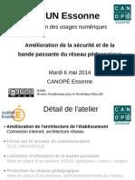 a8-Amelioration Bande Passante Et Securite Reseau