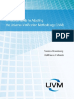 A Practical Guide to Adopting the Universal Verification Methodology (UVM) eBook - Sharon Rosenberg_ Kathleen Meade
