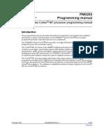 STM32F767 Programming Manual.pdf
