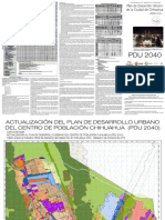 Carta Urbana PDU2014, 2013_2
