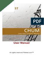 CHUM Manual
